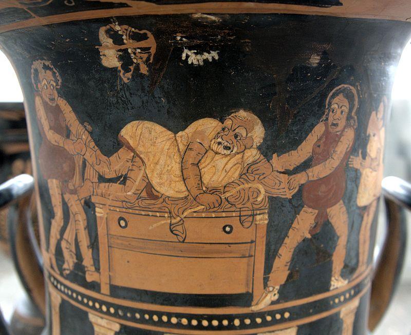Ancient Greek comedies