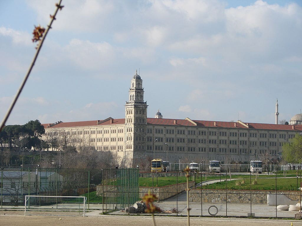 Selimiye Barracks