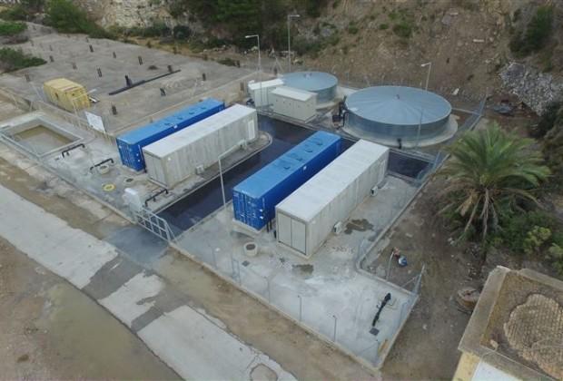 desalination plant Leros