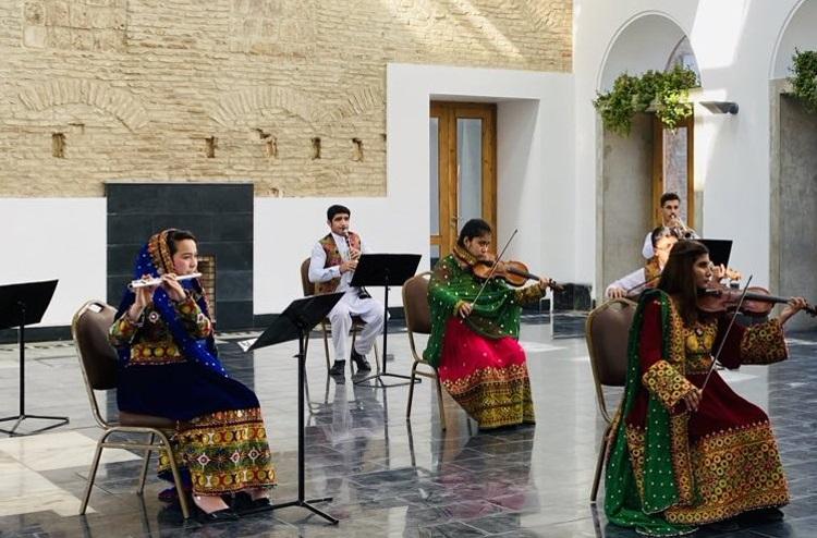 Afghanistan Music School