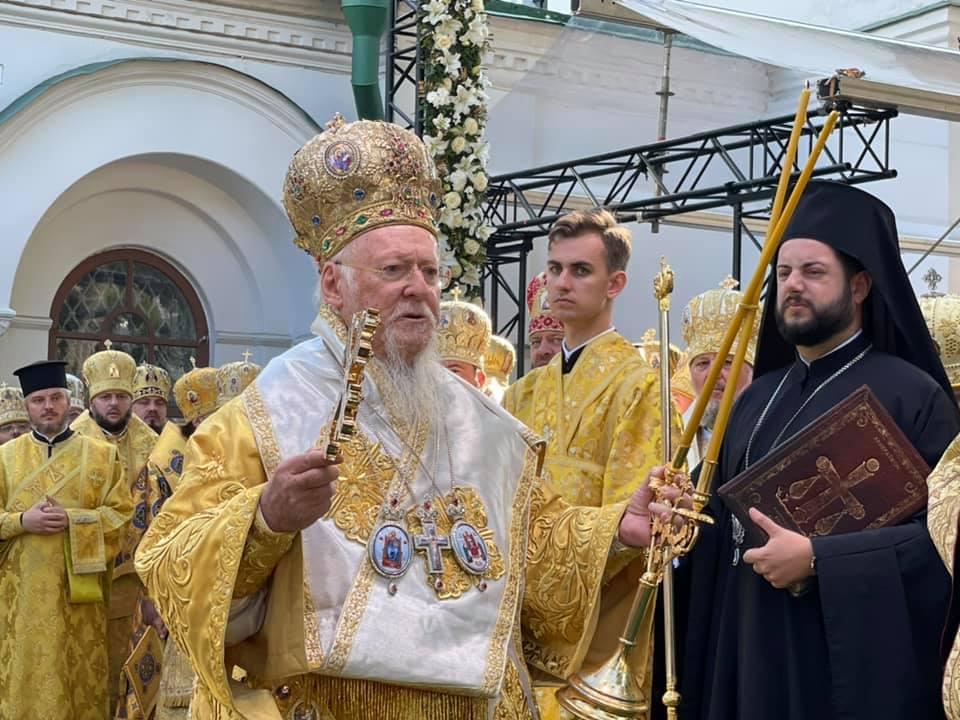 Ecumenical Patriarch Ukraine