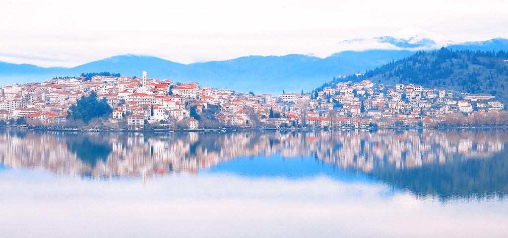 Καστοριά, ηπειρωτική Ελλάδα