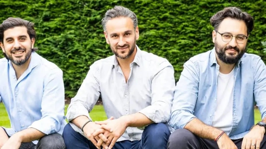 founders of LITTA APP waste removal
