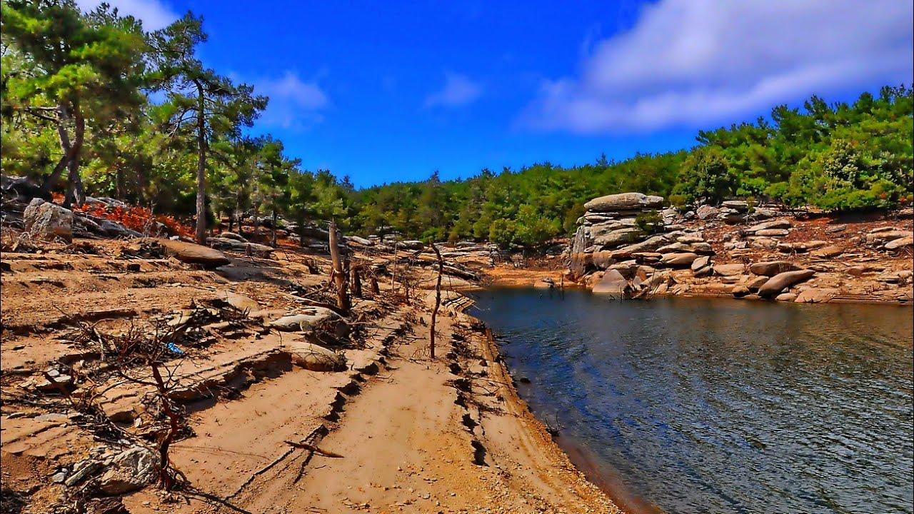 reservoir dam ikaria