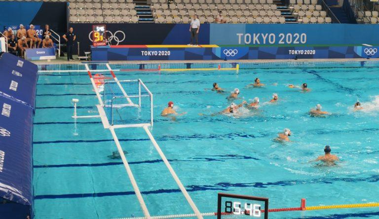 Tokyo Olympics: Greece Breezes Through Water Polo Semi-Finals