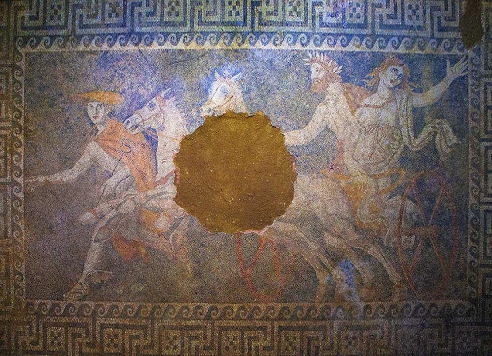Persephone Autumn Equinox
