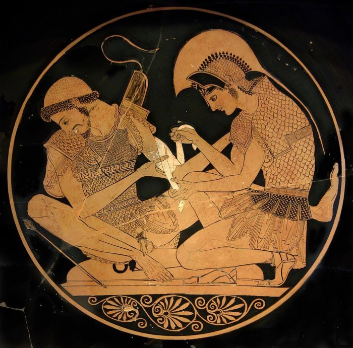 Trojan War iliad