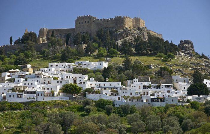 Acropolis of Lindos