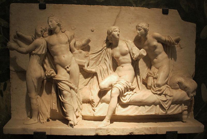 Alcibiades and the hetaira