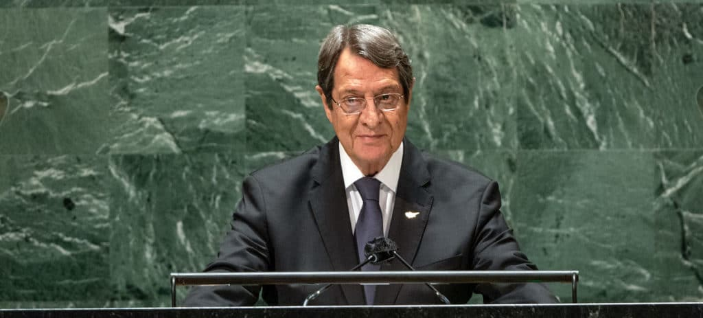 Cyprus President