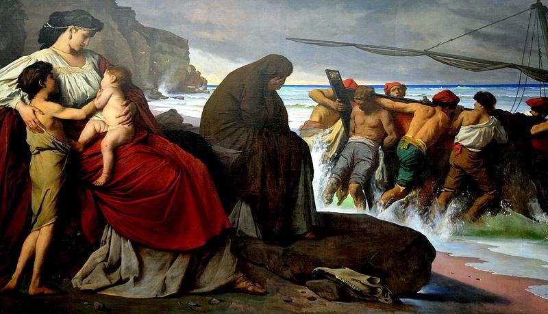 Anselm Feuerbach's depiction of Medea, Euripides