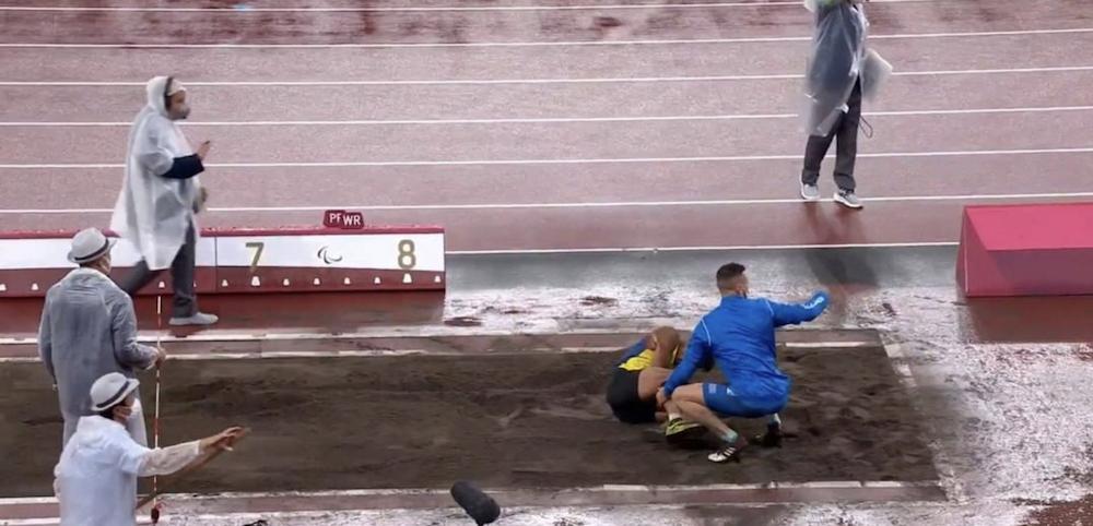 Athanasios Prodromou Greece Paralympics