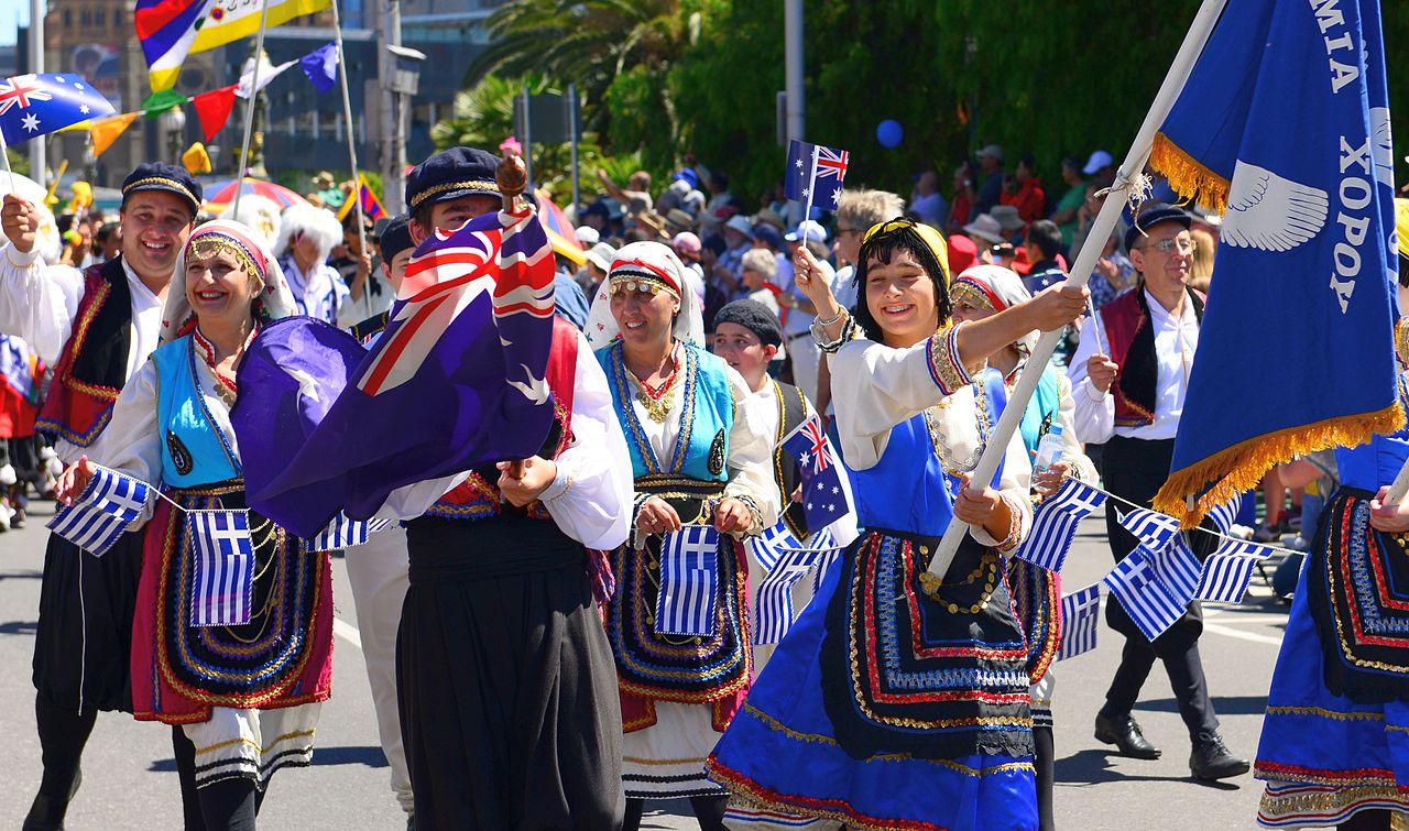 Greek-Australian Day