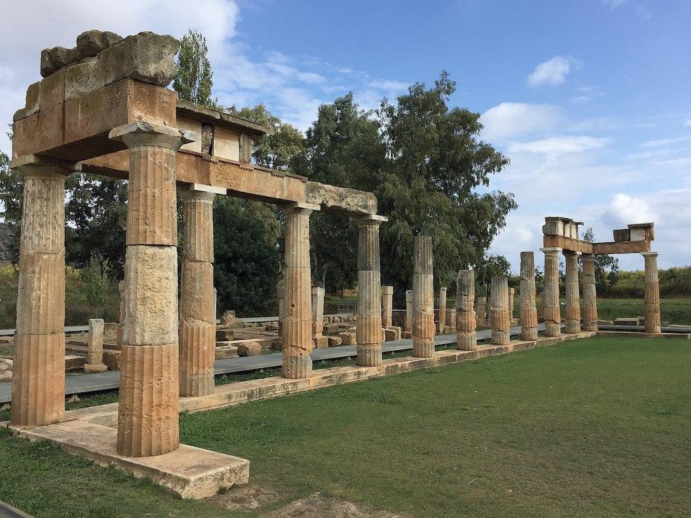 Αρχαιολογικός χώρος Αττική Ελλάδα