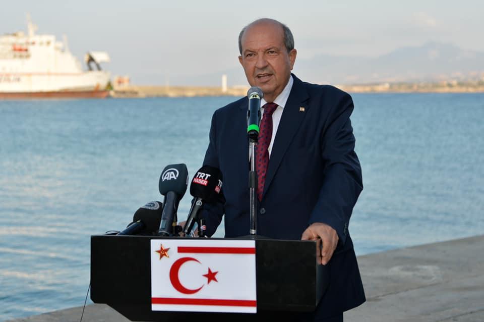 Turkish Cypriot leader