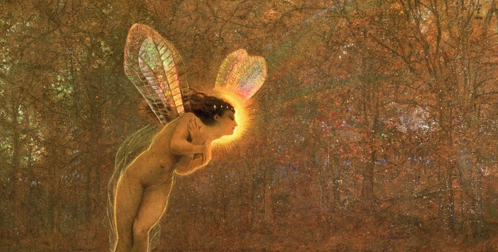 Iris Greek goddess rainbow