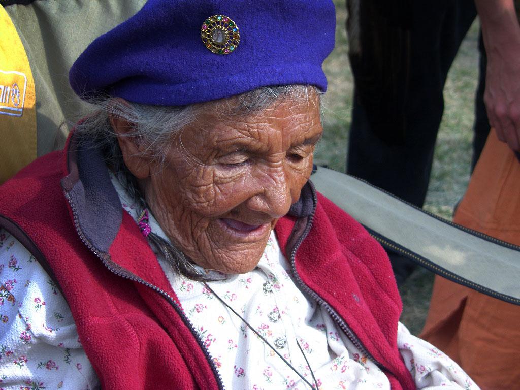 super-centenarians