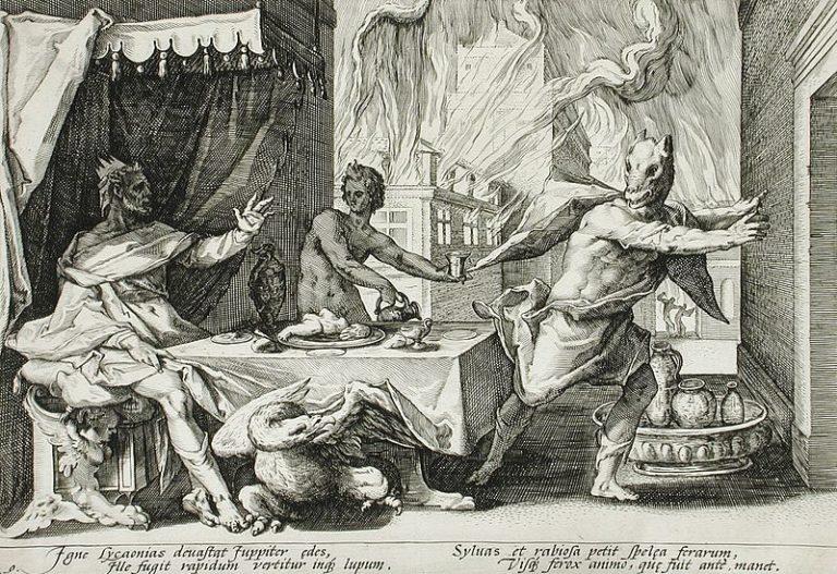 The Ancient Greek Origins of Werewolves