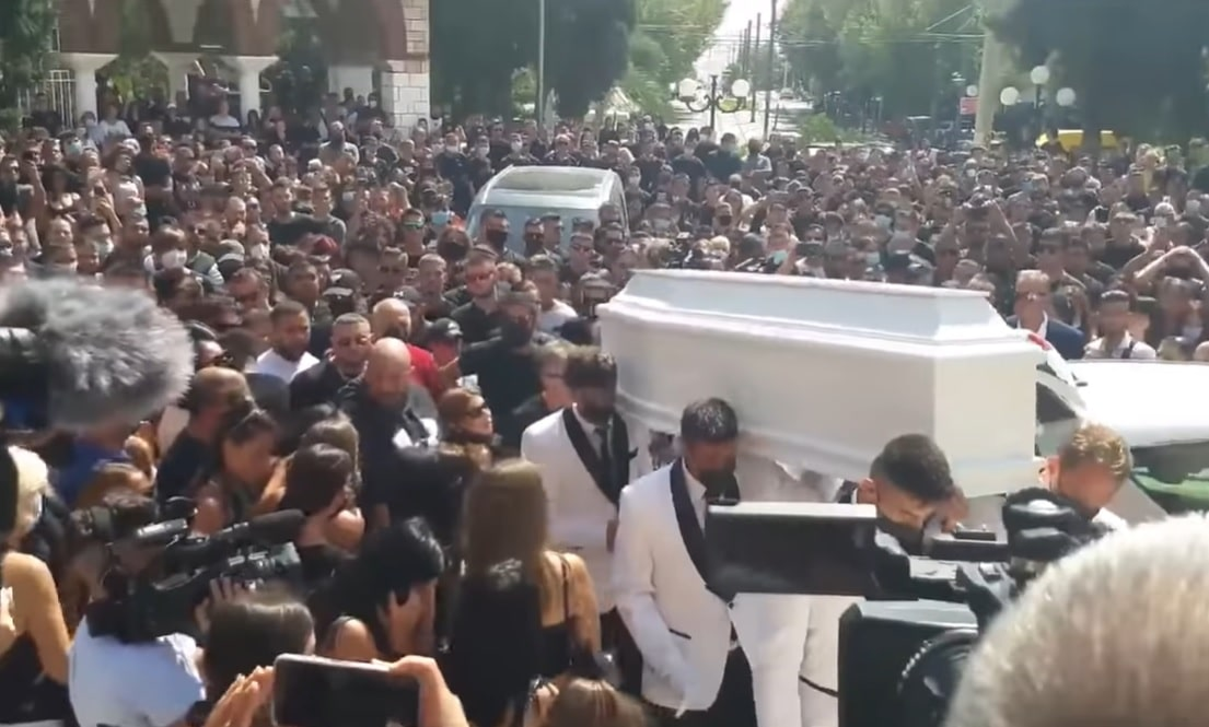 Mad Clip funeral