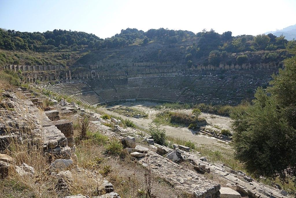Temple of Zeus Magnesia