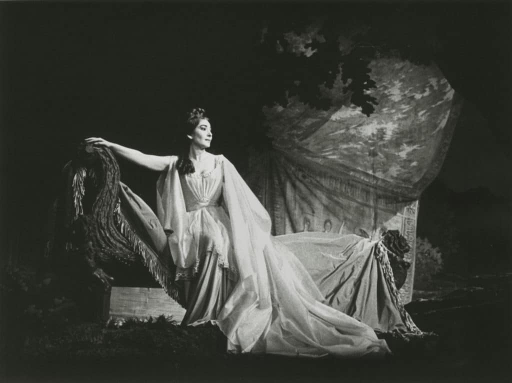 opera Greek mythology