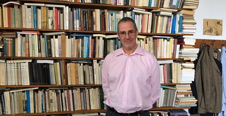 Mark Mazower Greek nationality