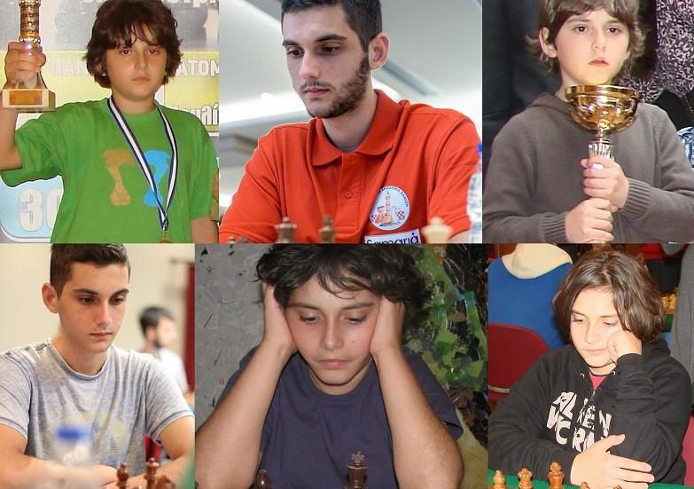 Nikola Theodorou Greek Grandmaster