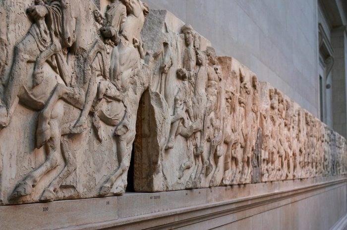 William St Clair Parthenon