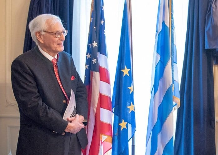 McCabe receives Greek citizenship