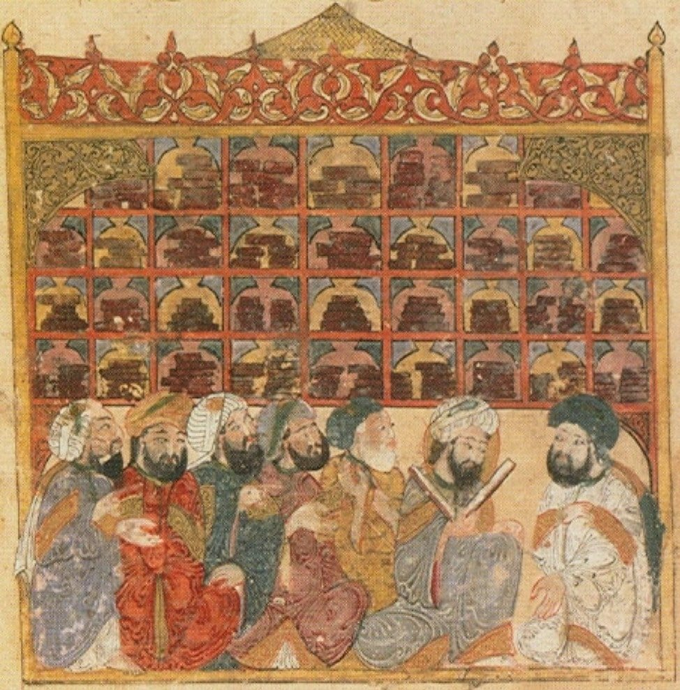 golden age of islam ancient greek
