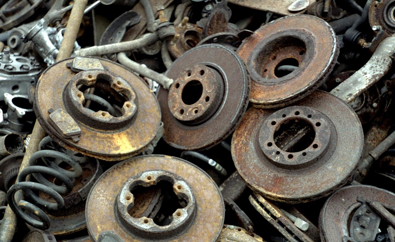 Counterfeit Car Parts