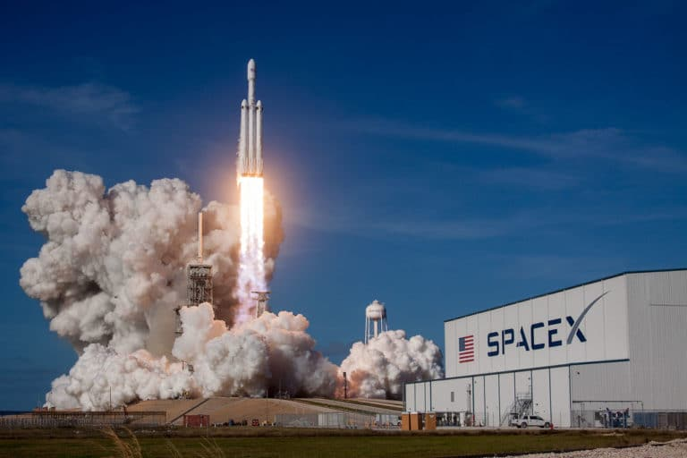 SpaceX Inspiration4 Launches Crew of Private Citizens into Space
