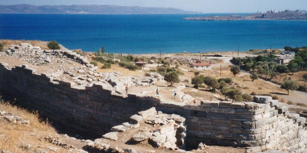 Αρχαιολογικοί Χώροι Αττική Ελλάδα