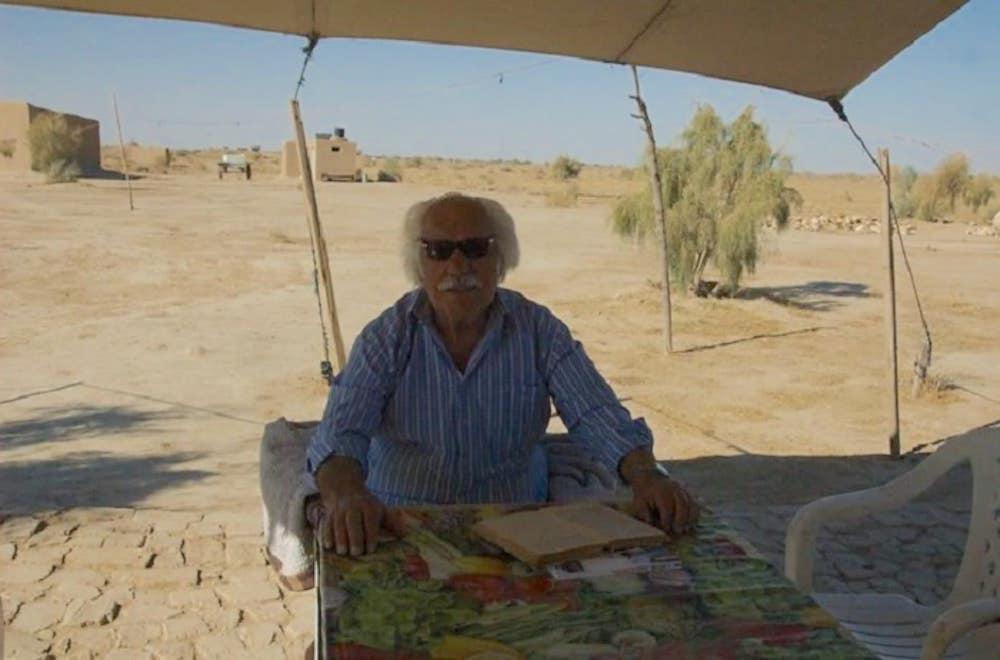 Bactria Greek-Russian archaeologist Victor Sarigiannidis