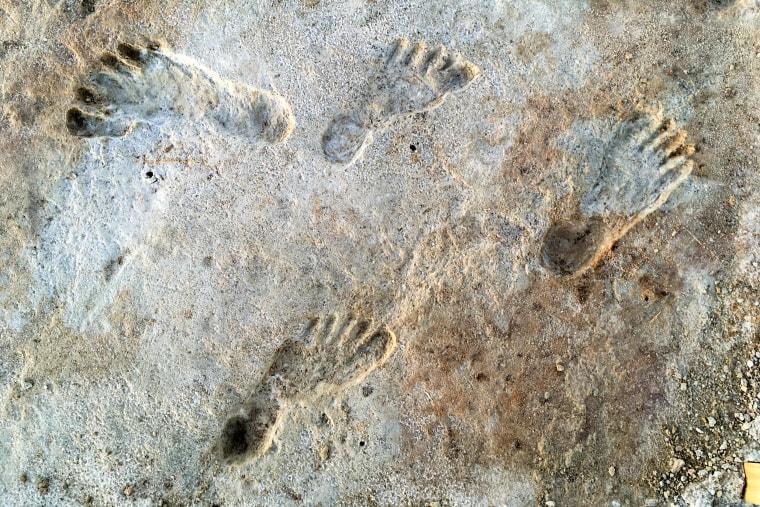footprints America