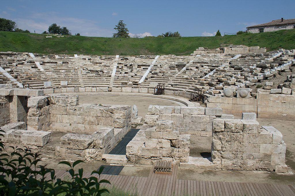 Ancient Amphitheater Larissa