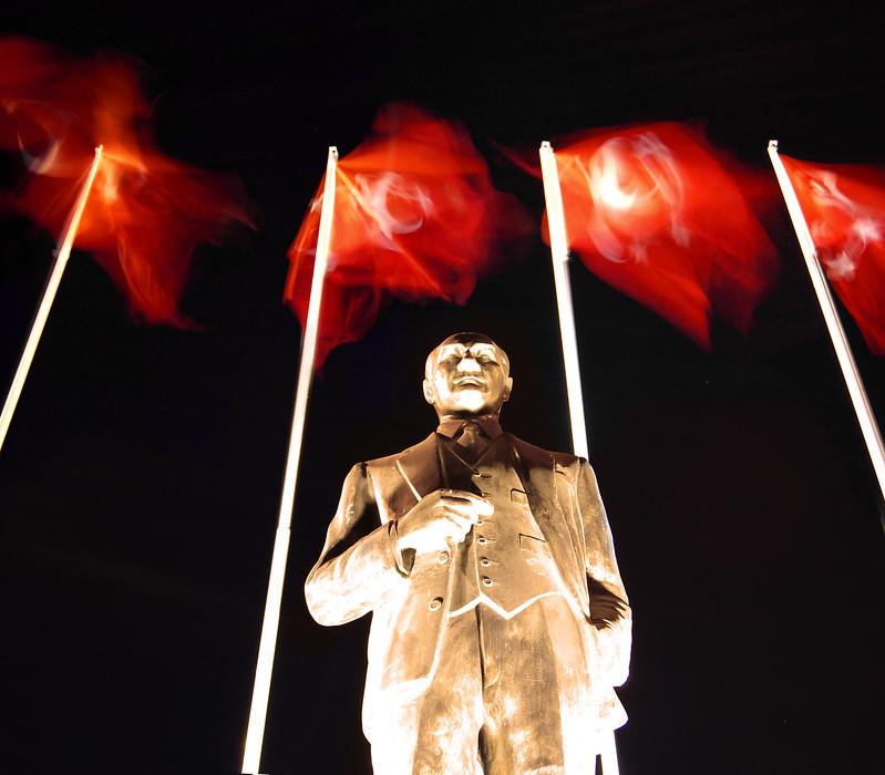Turkey Cyprus Ataturk