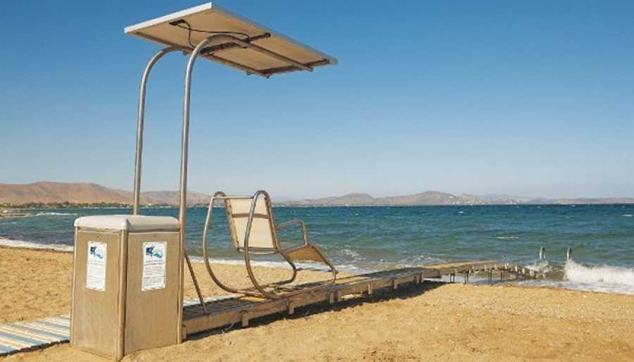 seatrac system for beach access