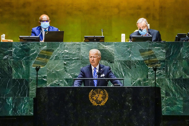 Biden UN