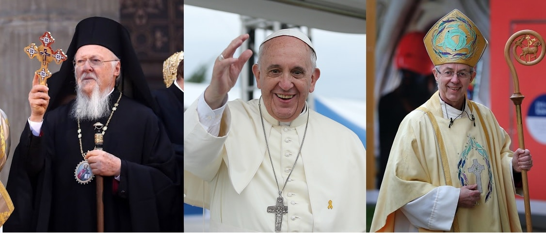 Christian leaders climate change
