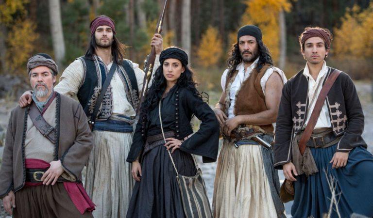 Cliffs of Freedom Movie Set During the Greek Revolution Streaming on Major Platforms