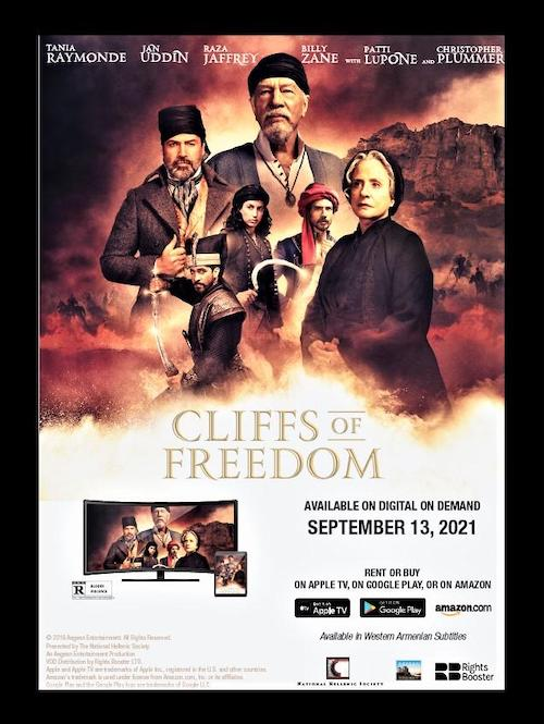 Movie Cliff sof Freedom Watch Online Streaming Now