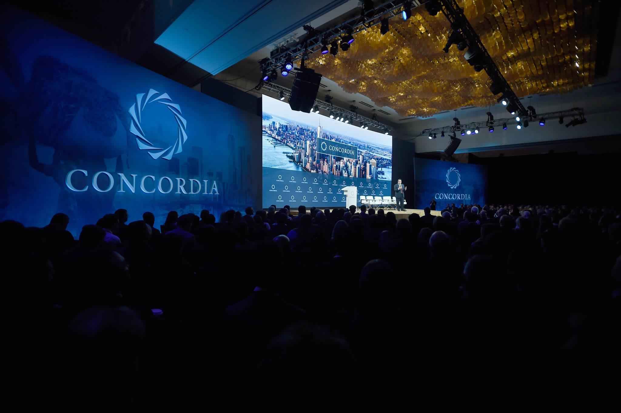 Concordia annual summit