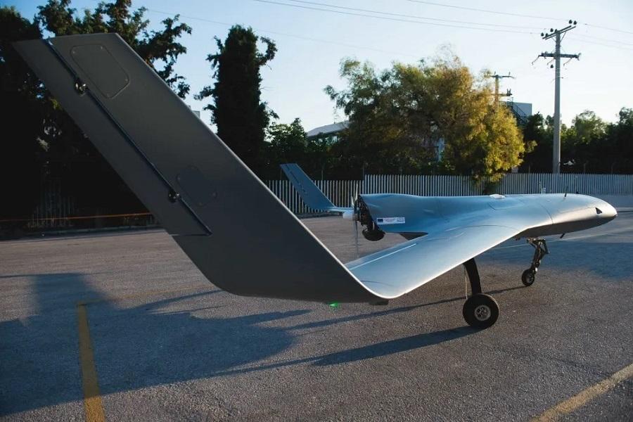 Greece drone