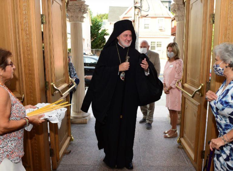 Greek PM Snubs Archbishop Elpidophoros who Apologizes for Turkey Event