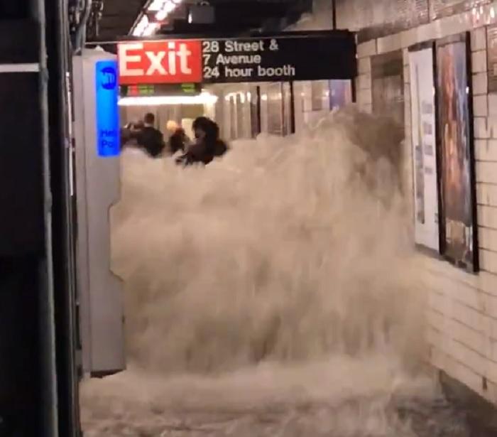 Hurricane Ida Batters New York