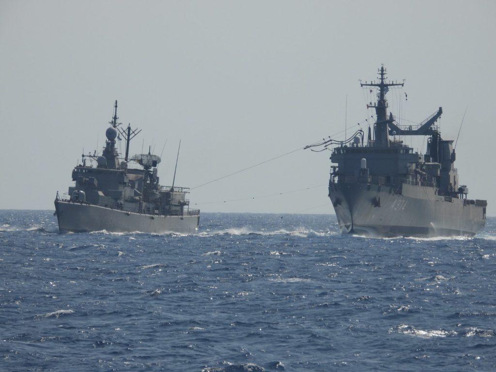 Greece Turkey arms race