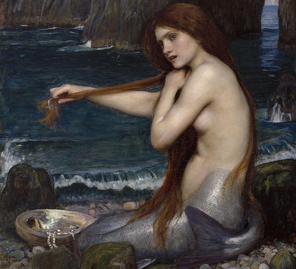 Mermaids greek sirens ancient
