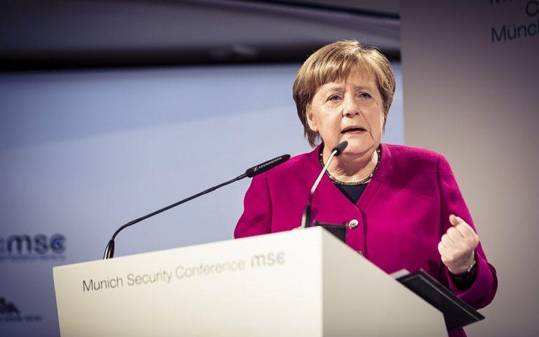 "Angela Merkel to Visit Greece on ""Oxi"" Day"