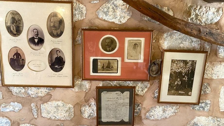 Arapakis family history